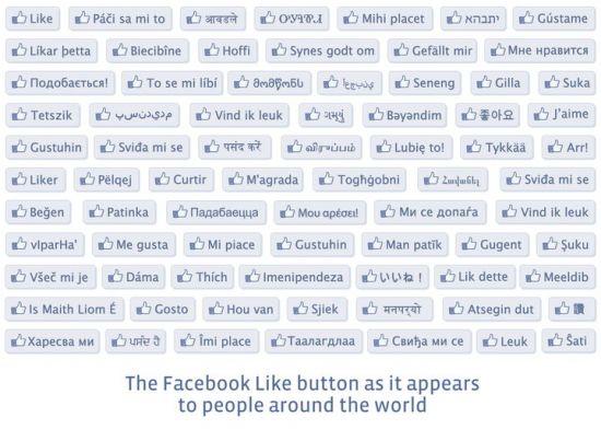 Facebook Affine Son Like Button Et Envoie Le Send Button