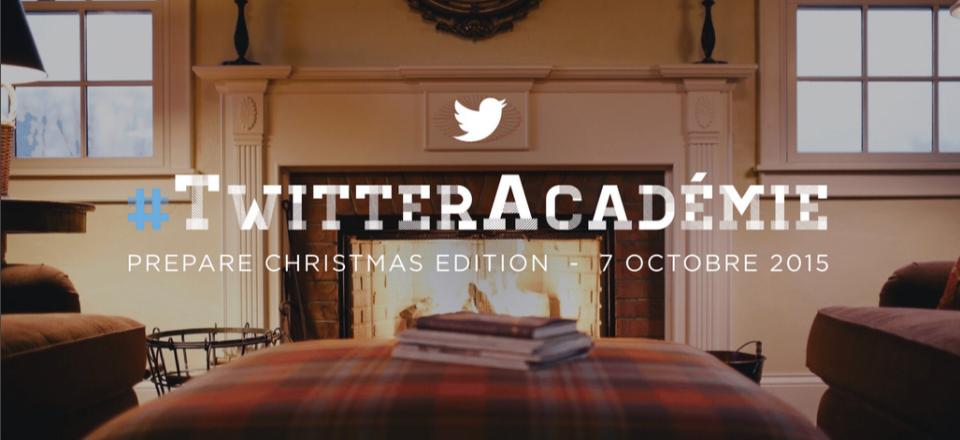 Twitter Académie Octobre 2015