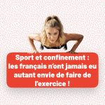 SPORT ET CONFINEMENT